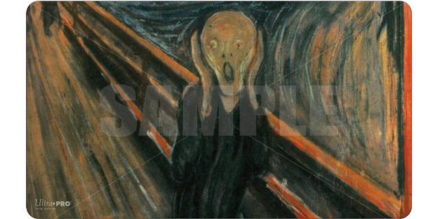 Ultra Pro - Fine Art Playmat: The Scream