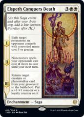 Elspeth Conquers Death - Foil