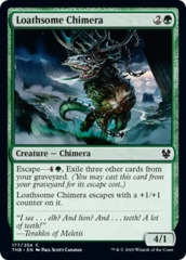 Loathsome Chimera - Foil