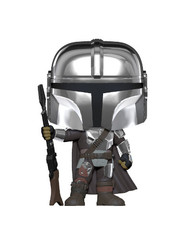 Star Wars Series - The Mandalorian (Chrome)