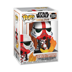Star Wars Series - #350 - Incinerator Stormtrooper (The Mandalorian)
