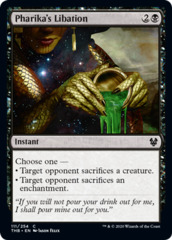 Pharika's Libation - Foil