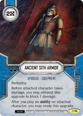Ancient Sith Armor