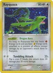 Rayquaza - 22/107 - Holo Rare Theme Deck Exclusive