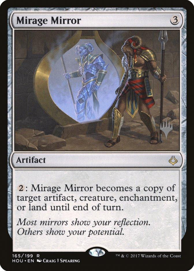Mirage Mirror - Foil - Promo Pack