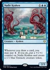 Nadir Kraken - Foil - Prerelease Promo