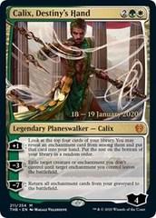 Calix, Destiny's Hand - THB Prerelease - Foil