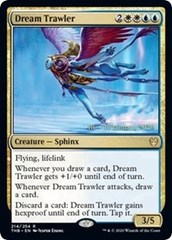 Dream Trawler - Foil - Prerelease Promo
