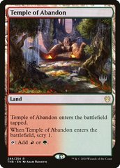 Temple of Abandon - Promo Pack