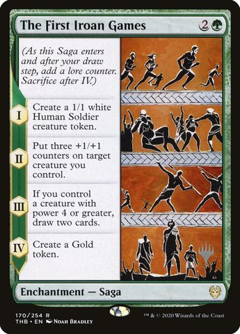 The First Iroan Games - Promo Pack