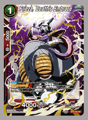 Frieza, Death's Embrace - BT9-005 - SR