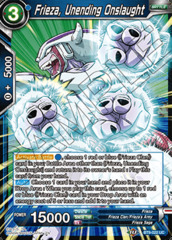 Frieza, Unending Onslaught - BT9-022 - UC - Foil