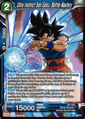 Ultra Instinct Son Goku - BT9-026 - C - Foil