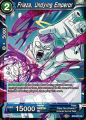 Frieza, Undying Emperor - BT9-027 - UC - Foil