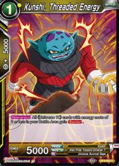 Kunshi, Threaded Energy - BT9-063 - C