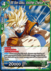 SS Son Goku, Another Chance - BT9-097 - R