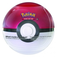 PokéBall Tin - Poke Ball - Series 4