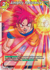 Almighty Resistance - EX09-06 - EX - Foil
