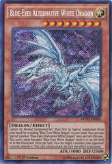 Blue-Eyes Alternative White Dragon - MVP1-ENS46 - Secret Rare - 1st Edition
