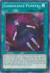 Condolence Puppet - IGAS-EN059 - Common - 1st Edition