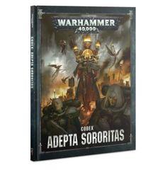 Codex: Adepta Sororitas (Hb) (Eng)