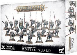 Ossiarch Bonereapers Mortek Guard