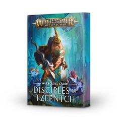 Warscrolls: Disciples Of Tzeentch Eng