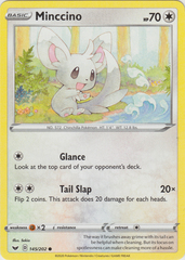 Minccino - 145/202 - Common
