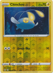 Chinchou - 067/202 - Common - Reverse Holo