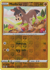 Mudbray - 105/202 - Common - Reverse Holo