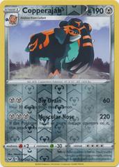 Copperajah - 137/202 - Reverse Holo Rare