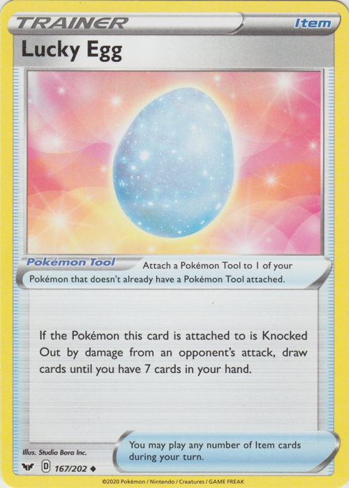 Lucky Egg - 167/202 - Uncommon