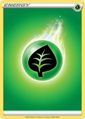 Grass Energy - Reverse Holo