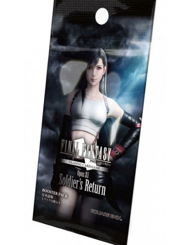 Final Fantasy TCG Opus XI: Soldiers Return Booster Pack