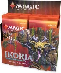 Ikoria: Lair of Behemoths Collector Booster Pack Display (12 Packs)