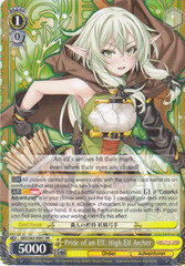 Pride of an Elf, High Elf Archer - GBS/S63-E001 - RR