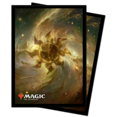 Ultra Pro - MTG Celestial Land Deck Protector Sleeves: Plains 100ct