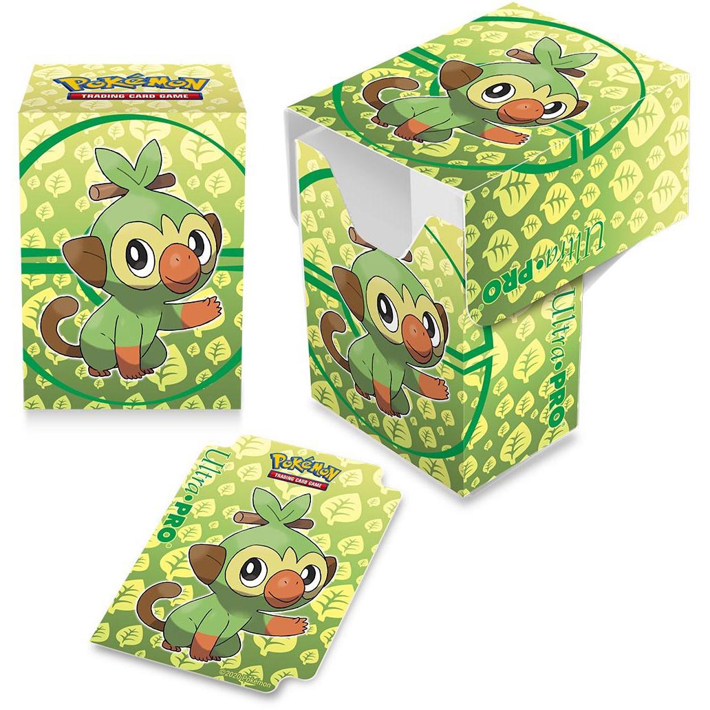 Ultra Pro Pokemon Deck Box Grookey
