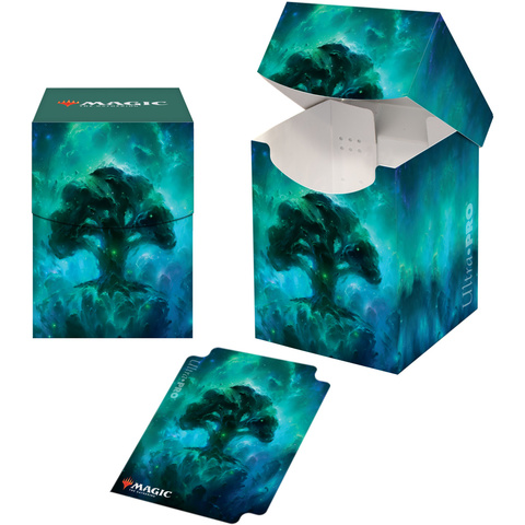 Ultra Pro - MTG Celestial Land 100+ Deck Box: Forest