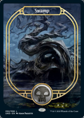 Swamp - Foil (Full Art)