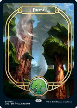 Forest - Foil (Full Art)