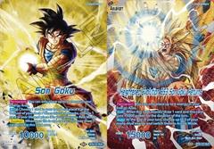 Son Goku // Heightened Evolution SS3 Son Goku Returns - BT9-127 - RLR