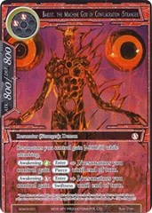 Barust, the Machine God of Conflagration (Stranger) - SDA02-001 - ST - Full Art