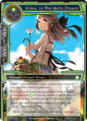 Athenia, the Wind Master (Stranger) - A02-024 - R