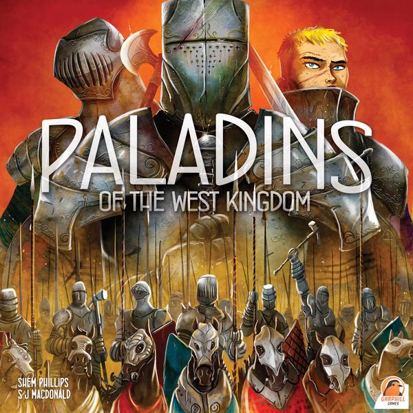 Paladins of the Westkingdom