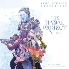 T.I.M.E. Stories: Revolution - The Hadal Project
