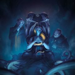 Conspiracy: Abyss Universe (Blue Cover)