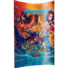 Zenescope: Grimm Fairy Tales CCG DLC Display