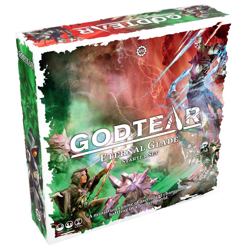 Godtear - Eternal Glade Starter Set