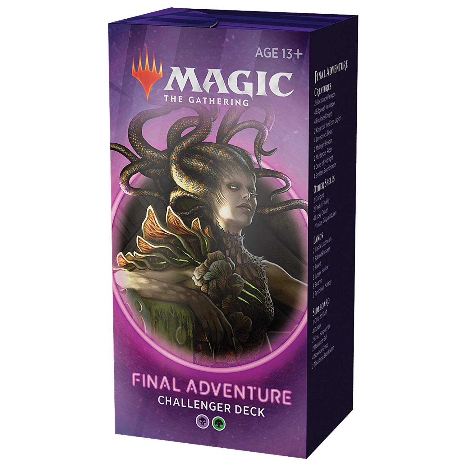 Challenger Decks - Final Adventure
